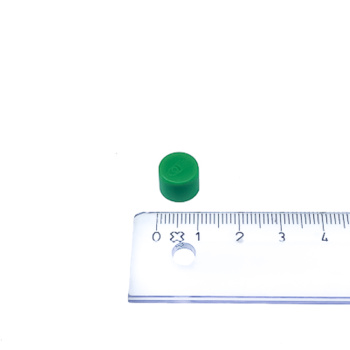 Legamaster grøn magnet ø10 mm. 1810-04