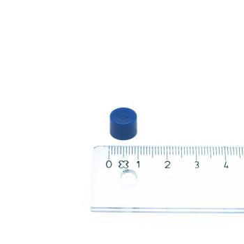 Legamaster 1810-03 blå kontormagnet ø10 mm.