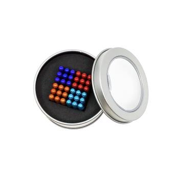 Den ultimative pakke med 216 små kugler i hele 8 farver.