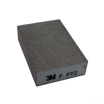 Slibeklods 3M finkornet sandpapir - sandpapir blok
