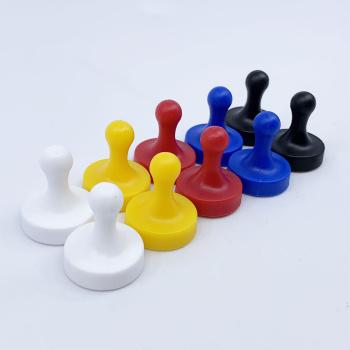 10 forskellige ludo magneter til en super skarp pris - Ludo Maxi 10-pak