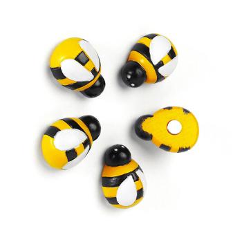Honey bee magneter fra Trendform FA4640 5-pak