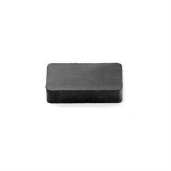 Ferritmagnet blok str. 30x20x6 mm.