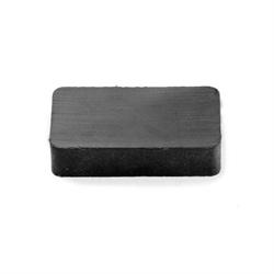 Ferritmagnet firkantet blok str. 40x20x10 mm
