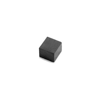 Ferritmagnet str. 7x7x5 mm., firkantet