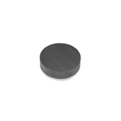 Ferritmagnet disc 40x10 mm