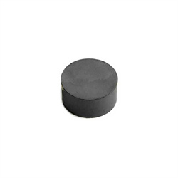 Ferritmagnet disc str. 40x20 mm