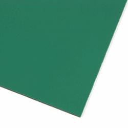Grønt magnetark A4