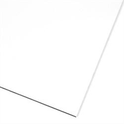 Hvidt magnetark A4