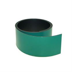 Grønt magnetbånd 40 mm. x 1 meter
