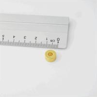 Ringmagnet 10x4x5 mm. forgyldt neodymium