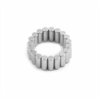 Stavmagnet 4x10 mm. neodymium