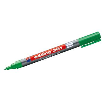 Grøn Edding 361 board marker