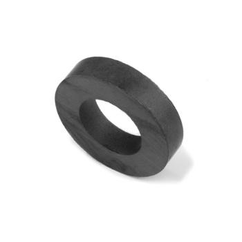 Ferrit ringmagnet 40x22x9 mm.
