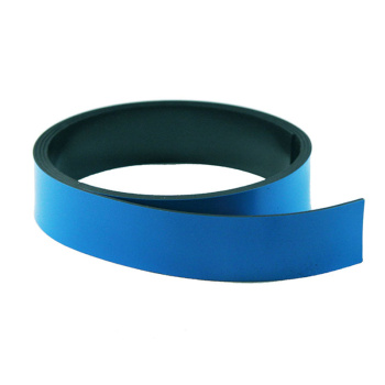 Magnetbånd 20 mm. x 1 meter blå