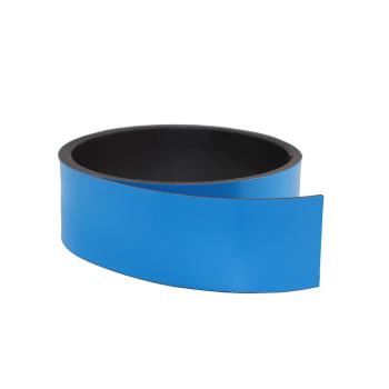 Magnetbånd 30 mm. x 1 meter blå