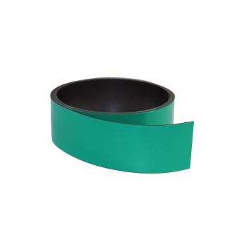 Grønt magnetbånd 30 mm. x 1 meter