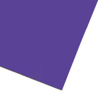 Mørkelilla magnetark - magnetfolie A4 lilla