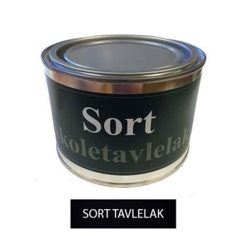 Sort tavlelak 500 ml. fra Skovgaard og Frydensberg