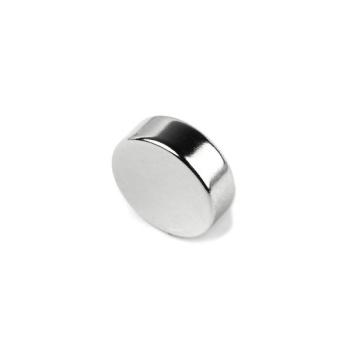 20x7 mm. powermagnet disc af neodymium N42
