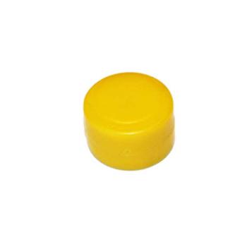 Gratis gul gummimagnet til din glastavle