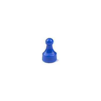 Blå Ludo magnet