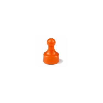 Orange LUDO magnet