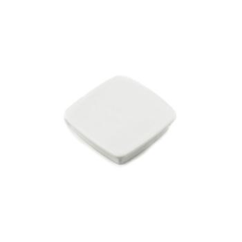 Hvid kontormagnet firkantet Boston Xtra