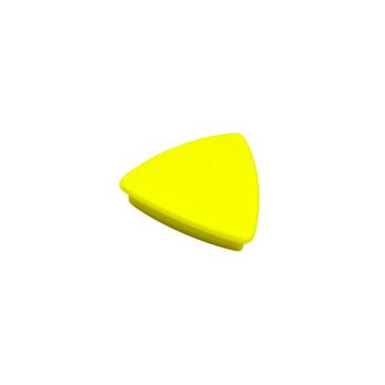 Gul kontormagnet trekantet Boston Xtra