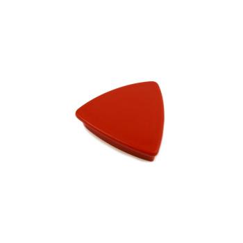 Rød kontormagnet trekantet Boston Xtra