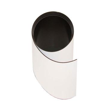 Bredt magnetbånd hidt 150 mm. til lager, kursus og reklamemagneter