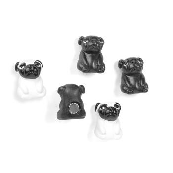 Hunde magneter DUKE fra Trendform 5-pak