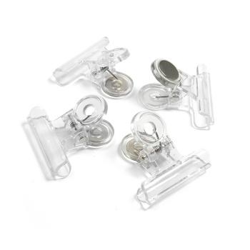 Magnetklemmer akryl fra Trendform FW4003