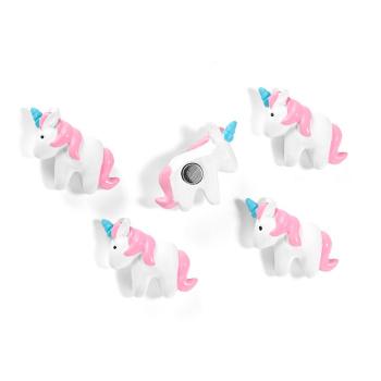 Trendform Unicorn FA4597 - 5 stk. enhjørninge magneter