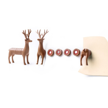 My Deer Magnetic er en hjort i 6 dele - magnetisk