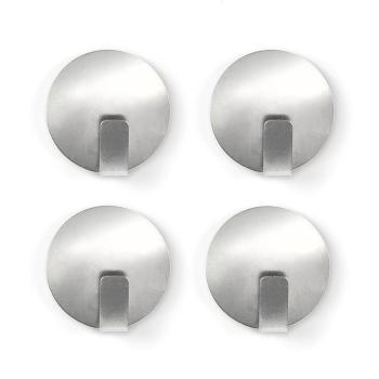 Metal magnetkroge med antislip fra Trendform 4-pak